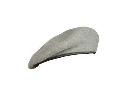 Baret britský šedý Velká Británie Special Reconnaisance Regiment originál