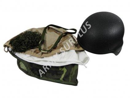 Helma (přilba) ochranná pancéřová 2007 (MICH 2000) pro vojenské policisty original použitá