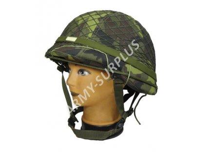 Kevlarová balistická helma (přilba) Petris AČR kompozitní