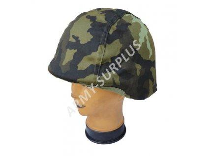 Potah (povlak,obal,převlek) na kevlarovou helmu vz.95 originál