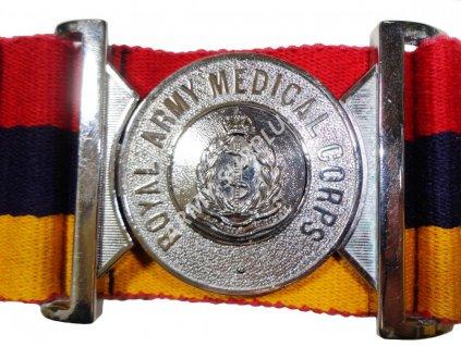 Opasek britský Velká Británie Royal Army Medical Corps (RAMC) slavnostní