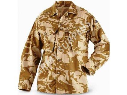 Košile britská Lightweight desert DPM Velká Británie originál použitá