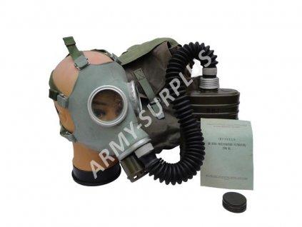 Plynová maska ML 1969 Polsko Faser 2