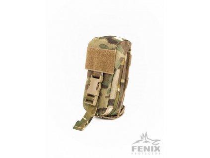 BL Kit SF (Bleeder kit) MG-106 Multicamo pouzdro (sumka,lékárnička,IFAK,AFAK) zdravotní AČR  ALP FENIX