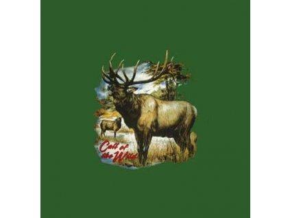 Tričko (triko) potisk jeleni