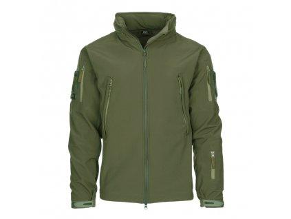 Bunda Softshell Teflon Tactical 101.INC oliv zelená