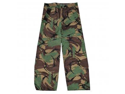 Kalhoty nepromokavé převlekové PVC DPM Velká Británie original