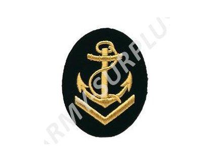 Nášivka námořní kotva NVA 4 originál