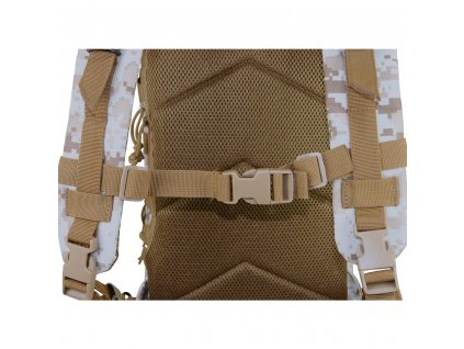 Batoh US ASSAULT Backpack oliv 25L molle CMG