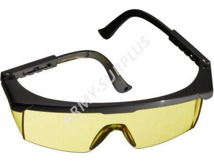 Brýle ochranné žlutá skla Umarex