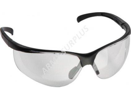 Brýle ochranné Combat Zone SG1 čiré