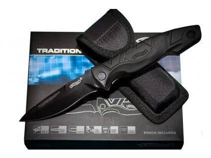 Nůž Walther TFK Traditional folding knife 5.0755