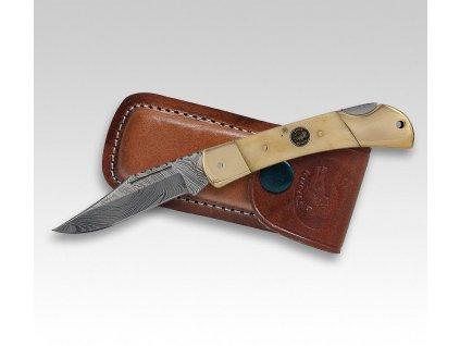 Nůž zavírací Croco Damascus 12 č.333511