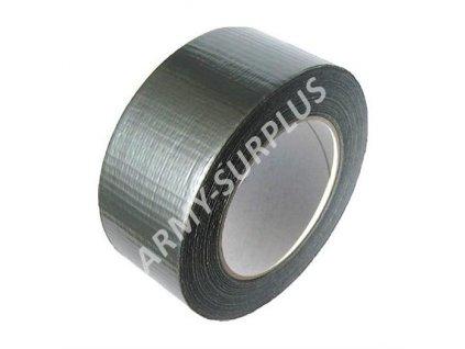 Lepicí páska univerzální Duct Tape 50m šedá