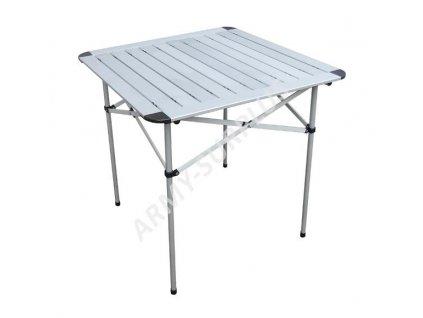 Skládací kempingový stolek Crivit camping table hliníkový