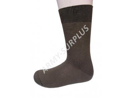 Ponožky oliv Army Militare