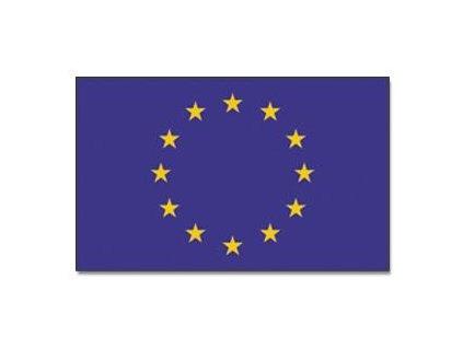 Praporek Evropa EU Evropská unie č.027