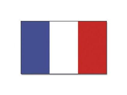 Praporek Francie č.040