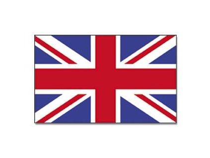 Praporek britský Velká Británie (Anglie) č.07