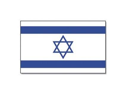 Praporek Izrael (Israel) č.02