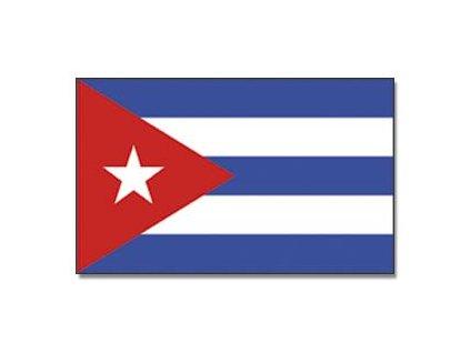 Praporek Kuba (Cuba) č.011