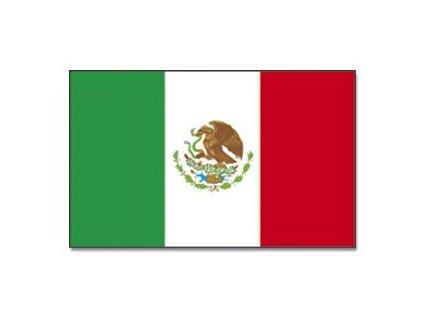 Praporek Mexiko č.012