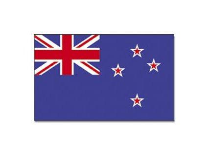 Praporek Nový Zéland č.034