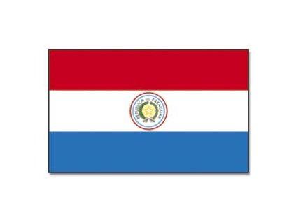Praporek Paraguay č.035
