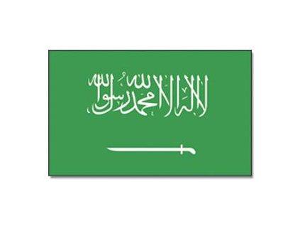 Praporek Saudská Arábie č.013