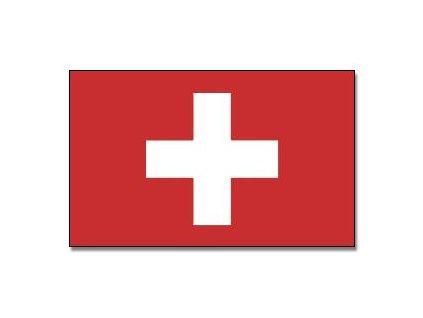 Praporek Švýcarsko č.01