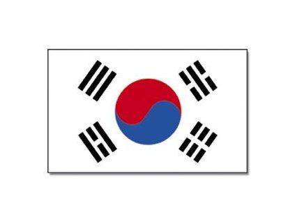 Praporek jižní Korea č.017