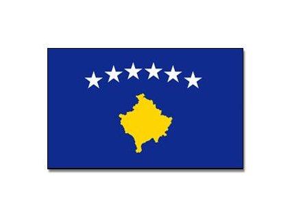 Praporek Kosovo č.033