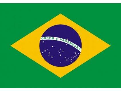 Vlajka Brazílie 90x150cm č.49