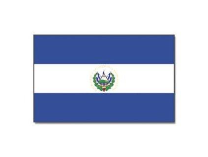 Vlajka El Salvador 90x150cm č.203