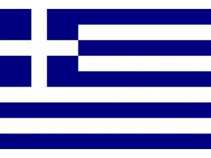 Vlajka Řecko 90x150cm č.53