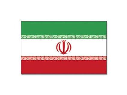 Vlajka 90x150cm Iran č.227