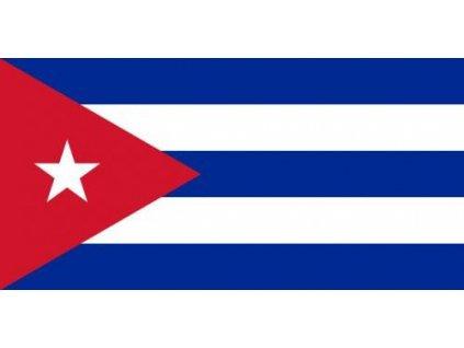 Vlajka Kuba 90x150cm č.101