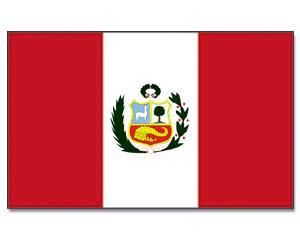 PROMEX Vlajka 90x150cm Peru č.120