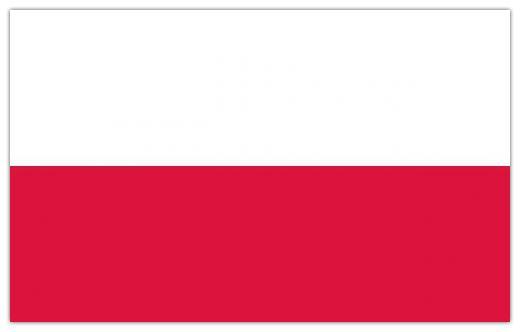 PROMEX Vlajka Polsko 90x150cm č.39 bez znaku