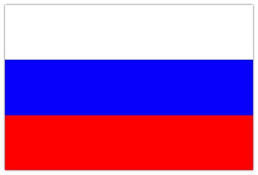 PROMEX Vlajka Rusko 90x150cm č.38