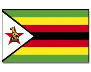 PROMEX Vlajka Zimbabwe 90x150cm č.153