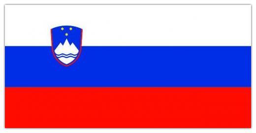 PROMEX Vlajka Slovinsko 90x150cm č.60