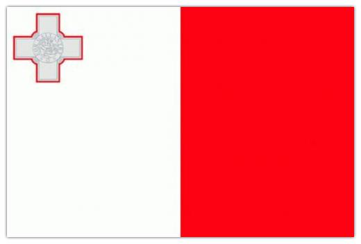PROMEX Vlajka Malta 90x150cm č.106