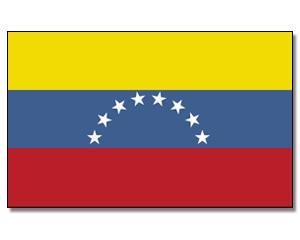 PROMEX Vlajka Venezuela 90x150cm č.180