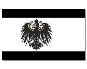 PROMEX Vlajka 90x150cm Prusko č.122