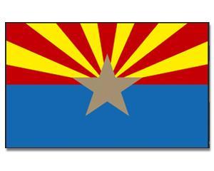 PROMEX Vlajka Arizona 90x150cm č.110