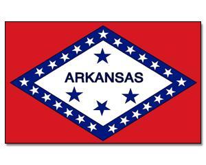 PROMEX Vlajka Arkansas 90x150cm č.129