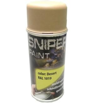 FOSCO Barva ve spreji Army Paint 150 ml desert RAL 1019