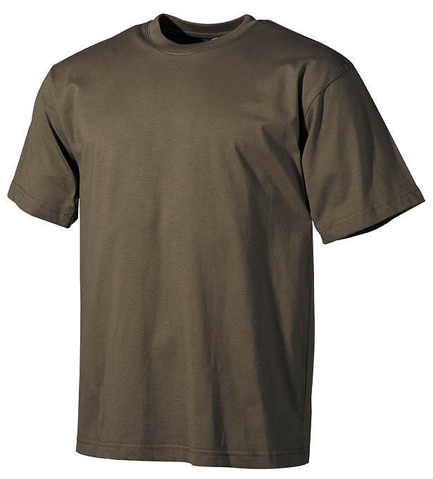 Tričko (triko) oliv MFH Velikost: XXL