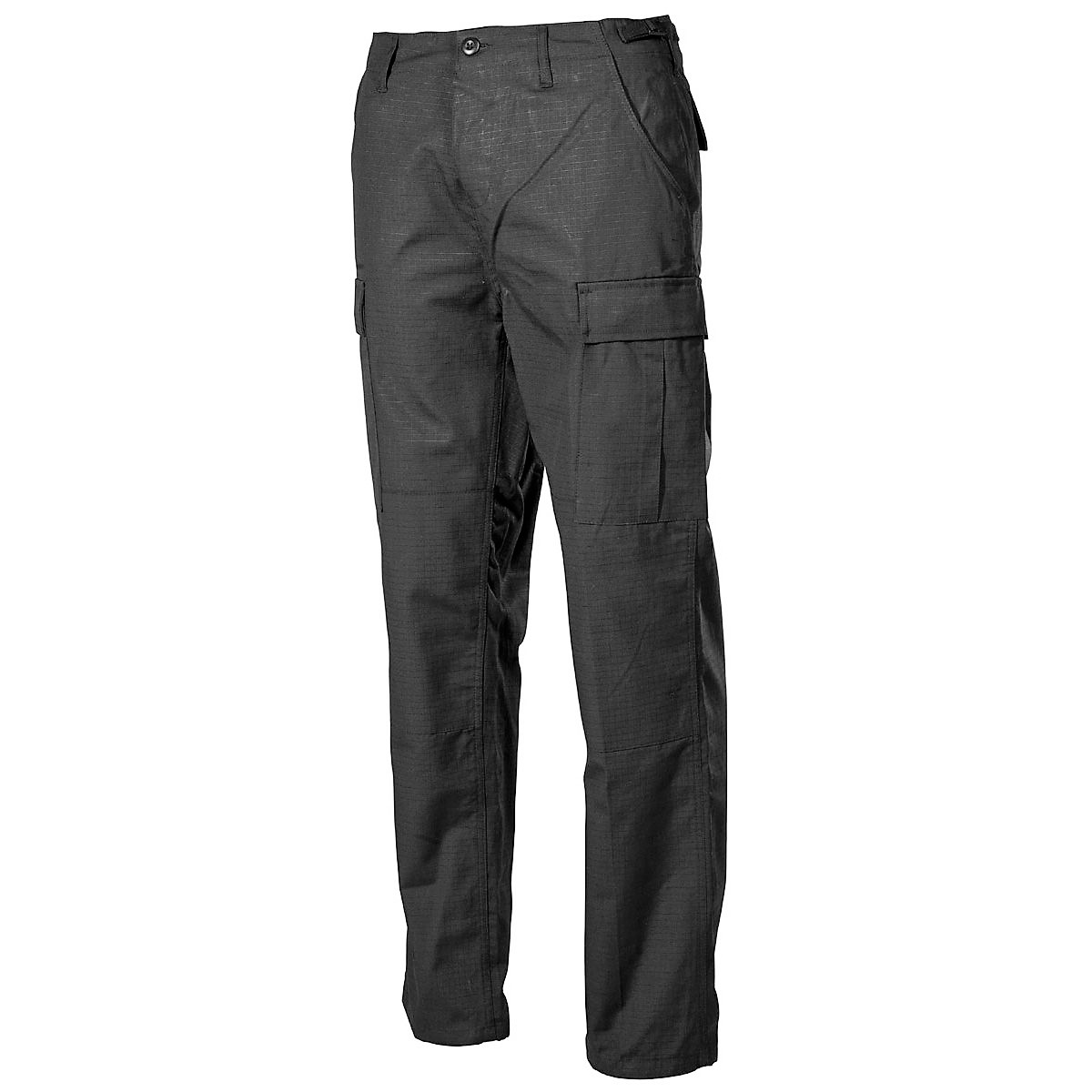 Kalhoty BDU černé ripstop MFH Vyberte velikost: L